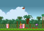 Nivel 2 Super Mario Bros. 2