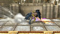 Sable salvaje (Lucina) (2) SSB4 (Wii U)