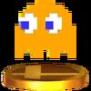 Trofeo de Clyde SSB4 (3DS)