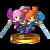 Trofeo de Kat y Ana SSB4 (3DS)