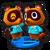Trofeo de Tendo y Nendo en Mundo Smash SSB4 (Wii U)
