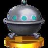 Trofeo del Sky Runner SSB4 (3DS)