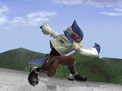 Agarre Corriendo Falco SSBB