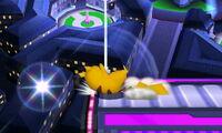 Ataque de recuperacion de borde Pikachu SSB4 (3DS)