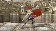 Bloqueo de Roy (pose) SSB4 (Wii U)