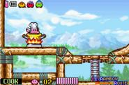 Chef Kirby en Kirby & the Amazing Mirror (2)