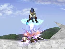 Lanzamiento Inferior Falco SSBB (3)