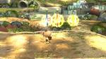 Reagrupación de ataque SSB4 (Wii U)