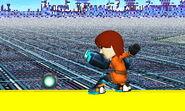 Tirador Mii Bomba terrestre SSB4 (3DS) (1)
