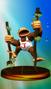 Trofeo de Donkey Kong Jr. SSBM