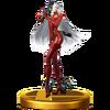 Trofeo de Jeanne SSB4 (Wii U)