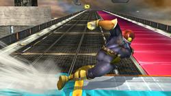 Ataque rápido Captain Falcon SSBB