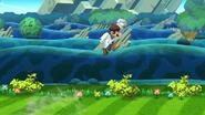 Supersalto Puñetazo Dr. Mario (1) SSB4 (Wii U)