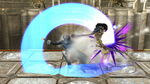 Bloqueo reverso (Lucina) SSB4 (Wii U)