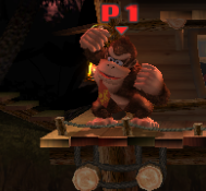 Entrada Donkey Kong (2) SSBB