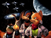 Equipo Star Fox en Star Fox Command