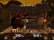 Jungla Jocosa Donkey Kong Gigante SSBM