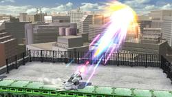 Láser devastador (1) SSB4 (Wii U)