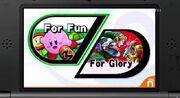 Modos de Juego Online SSB4 (3DS)