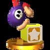 Trofeo de Bomber SSB4 (3DS)