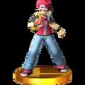 Trofeo de Entrenador Pokémon SSB4 (3DS)