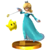 Trofeo de Estela y Destello SSB4 (3DS)