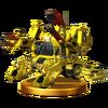 Trofeo de Ferroprensa RB176 SSB4 (Wii U)