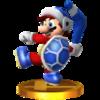 Trofeo de Mario bumerán SSB4 (3DS)