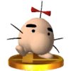 Trofeo de Mr. Saturn SSB4 (3DS)