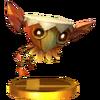 Trofeo de Tiki zumba SSB4 (3DS)