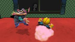 Tufo florido (2) SSB4 (Wii U)