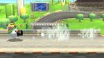 Cañón aéreo SSB4 (Wii U)