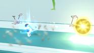 El Saludo al sol SSB4 (Wii U)