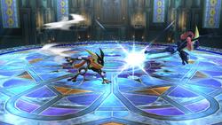 Sombra Impulso (2) SSB4 (Wii U)
