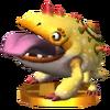 Trofeo de Mufeo SSB4 (3DS)