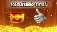 Combate de Retos Master Hand Superado SSB4 (Wii U)