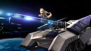 Créditos Modo Leyendas de la lucha Fox SSB4 (Wii U)