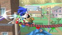 Golpiza Ness SSB4 (Wii U)
