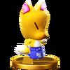 Trofeo de Ladino SSB4 (Wii U)