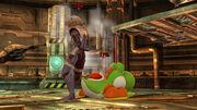 Vapor de daño alto SSB4 (Wii U)