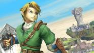 Créditos Modo Senda del guerrero Link SSB4 (Wii U)