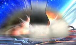 Master Hand Puño Explosivo SSB4 (3DS)