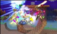 Smash Final de Ike SSB4 (3DS)