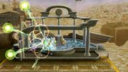 Tres Tesoros Sagrados (5) SSB4 (Wii U)