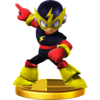 Trofeo de Elec Man SSB4 (Wii U)