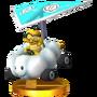 Trofeo de Lakitu (Turbonú B) SSB4 (3DS)