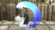 Danza del sable (Lucina) (7) SSB4 (Wii U)