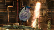 Un joulion en la Pirosfera SSB4 (Wii U)