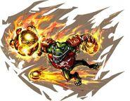 Artwork de Kritter en Super Mario Strikers Charged Football