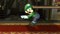 Ataque normal Luigi SSBB (3)